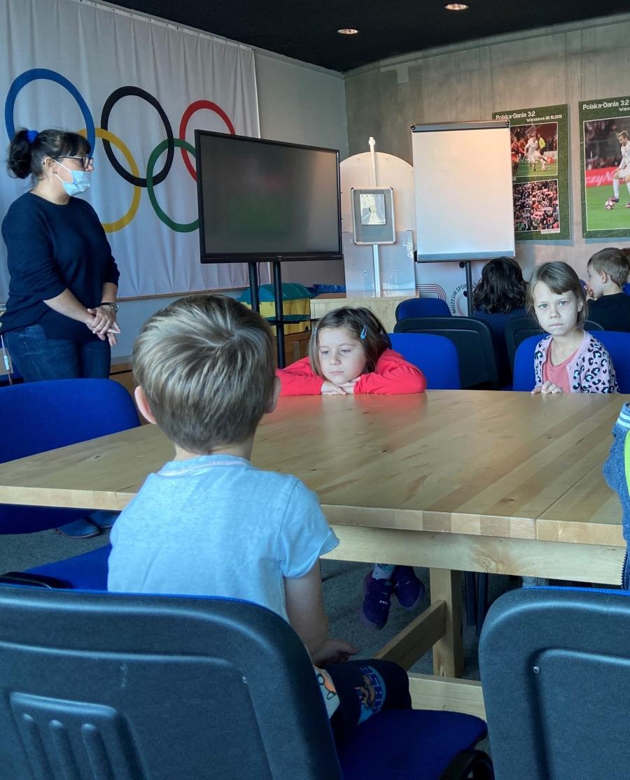 Poznajemy historię Igrzysk Olimpijskich, znaczenie kół na fladze olimpijskiej
